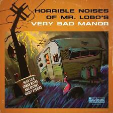 Haunted House Sound Effects CD - Horrible Noises of Mr. Lobo's Very Bad Manor