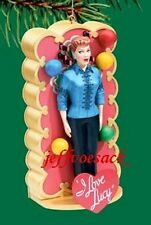"""I Love Lucy """"Knife Thrower"""" Carlton ornament"""