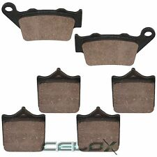 Front Rear Brake Pads For KTM Duke 690 2008 2009 2010 2011