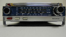 SONY TRANSISITOR PORTABLE RADIO FOR CAR, OR BOAT RESTORED
