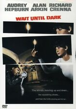 Wait Until Dark (2006, DVD NIEUW) CLR/CC/WS/Snap