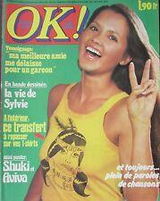 MAGAZINE OK AGE TENDRE N° 30 de 1976 FOOTBALL DOMINIQUE ROCHETEAU BARDOT SHAKE