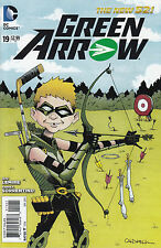 GREEN ARROW 19 MAD MAGAZINE VARIANT...NM-...2013...Jeff Lemire...Bargain!