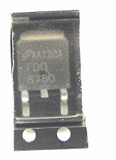 FDD8780 8780  Fairchild Trans MOSFET N-CH 25V 35A 3-Pin TO-252