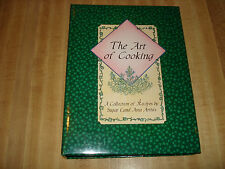 Awesome 1998 Cook Book - The Art of Cooking - Sugar Land Artists