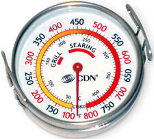 CDN ProAccurate Grill BBQ Surface Thermometer GTS800X 1751038