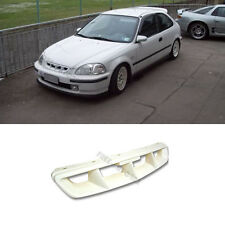 Fit for 96-98 Honda Civic 2Dr 3Dr 4Dr JDM Mug Style ABS Front Hood Grill Grille