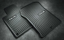 Genuine Acura 15 - 17 TLX All Season Mats in Black for FWD Models 08P13-TZ3-210A