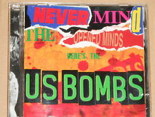 U.S. BOMBS -Never Mind The Opened Minds- CD