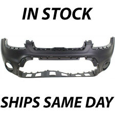 New Primered - Front Bumper Cover Fascia Replacement for 2012 2013 Kia Soul