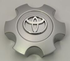 Toyota Tundra Sequoia 2003-2007 17'' Silver 1x Center Cap Hubcaps 42603420NM
