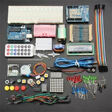 Geekcreit STARTER KIT LED SENSORI RESISTENZE Versione Servo for ARDUINO R3 UNO