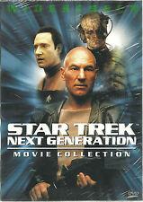 Star Trek The Next Generation Movie Collection Neu OVP Sealed Deutsche Ausgabe