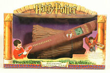 Harry Potter Nimbus 2000 Scopa Magic Quidditch electronic Tiger Hasbro+Box-ZC
