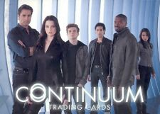 CONTINUUM TRADING CARDS 2013 RITTENHOUSE SAN DIEGO COMIC CON SDCC PROMO CARD SD1