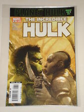 INCREDIBLE HULK MARVEL COMICS VOL 2 #98 PLANET HULK