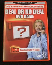 Deal or no deal  DVD GAME  (D0025)