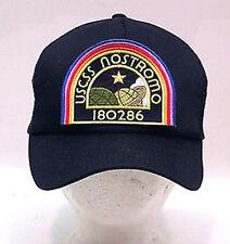 Alien Nostromo Crew Dark Blue Patch Trucker Navy Cap/Hat- FREE S&H (ALHA-60-ND)