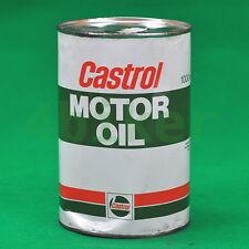 Castrol® SAE30 (HD) - klassisch in der Blechdose. Öl für Klassiker #08090