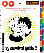 XY magazine #39 XY SURVIVAL GUIDE 2 gay youth coming out suicide love gay sex