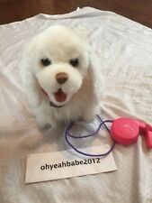 """EUC Hasbro FurReal Friends """"Cookie"""" My Playful Pup 2009 TESTED"""