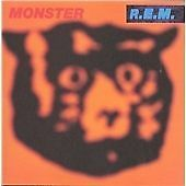 R.E.M. - Monster CD Album