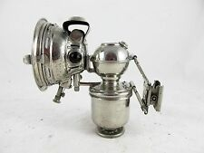 HERM RIEMANN'S ORIGINAL PICCOLO BICYCLE LAMP C1910-20
