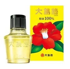 100%Pure and Natural Tsubaki(Camellia)  Oil 60g Made in Japan