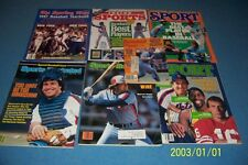 Sports Illustrated MONTREAL EXPOS Gary Carter Lot NEW YORK METS World Series