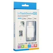 i Flash Drive 32GB Device U Disk With Extra USB Memory Storage For IPhone IPad