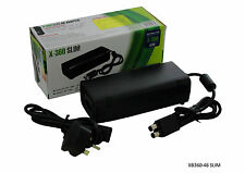 Power Supply for Xbox 360 S Slim UK Mains Charger Cable