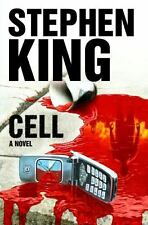 Cell by Stephen King (2006, Hardcover)  1st edition