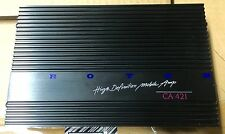 NEW Old School Proton A421 4 Channel Amplifier,RARE,Vintage,NIB,NOS