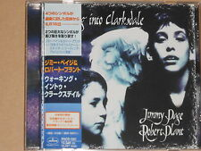 JIMMY PAGE & ROBERT PLANT -Walking Into Clarksdale- CD JAPAN PRESSUNG