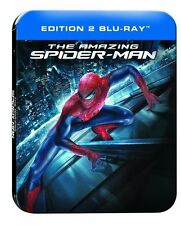 The Amazing Spider-Man [Édition Premium boîtier SteelBook] 2 blu ray--v.f