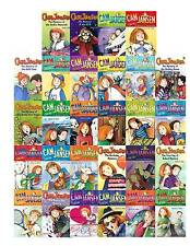 Cam Jansen Mystery Collection Set 1-28 Childrens Books Series By David Adler New