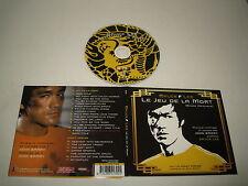 LE JEU DE LA MORT/SOUNDTRACK/JOHN BARRY(SILVA/864 130 2)CD ÁLBUM