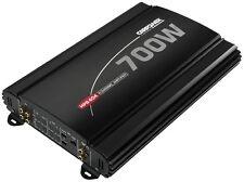 Carpower HPB-604 amplificador de coche-Hi-Fi 4 Canales 700 WMAX