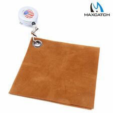 Maxcatch Flies Dryer Fly Drying Patch Water Absorbing Cloth With Retractor