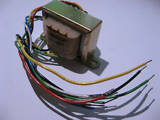 Qty 1 Audio Distribution Transformer 70 Volt 5 Watts to 8 or 4 Ohm - NOS