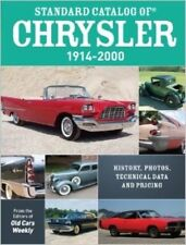 Standard Catalog of 1914-2000 Plymouth - Dodge - DeSoto - Chrysler - Imperial