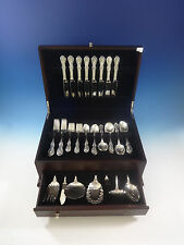 Joan of Arc by International Sterling Silver Flatware Set 8 Service 57 Pieces