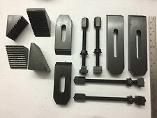 Quality M6 Clamp Kit 24 Pieces Set Hardened & Ground
