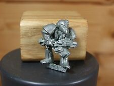 CLASSIC METAL ROGUE TRADER ERA SPACE MARINE HEAVY BOLTER UNPAINTED (2648)