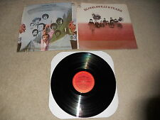 Blood, Sweat & Tears self-titled 1972 Re-Issue, EXC, Ultrasonic Cleaned