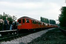 London Underground Tube Tour Mill Hill East 04/06/78 Rail Photo
