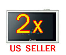 2x Canon PowerShot ELPH 530HS Camera LCD Screen Protector Cover Guard Shiel