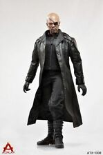 AC Play SAMUEL LEATHER COAT SUIT 1/6 Scale Figure Avengers Jackson Nick Fury NEW