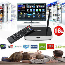 CS918 Quad Core Android 4.4 Smart TV Box Player 2G/16GB WiFi XBMC HDMI 1080P US
