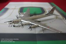 Herpa Wings Russian Air Force Tupolev TU-95 Bomber Bear  Diecast Model in 1:200